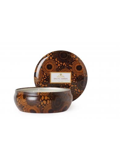 Bougie 3 mèches Baltic Amber Voluspa