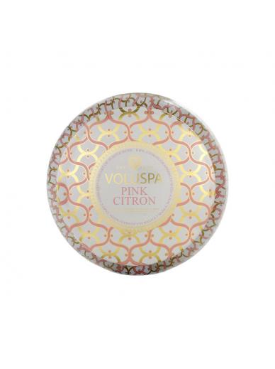Bougie Ceramique Pink Citron