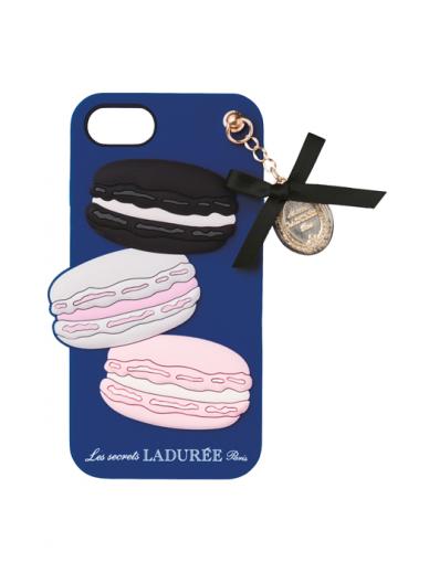Coque iPhone Ladurée Bleu Royal Edition Limitée