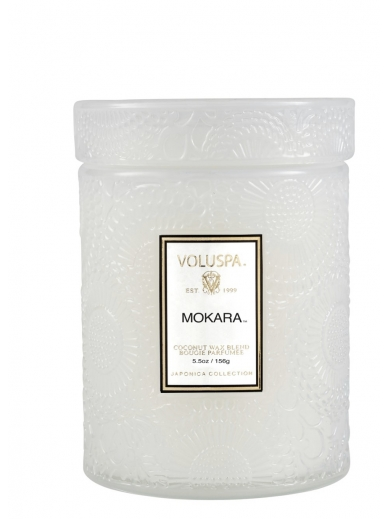 Bougie Small Jar Mokara Voluspa